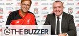 35,000 people tracked Jurgen Klopp's flight to Liverpool