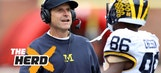 Jim Harbaugh makes teams better overnight – 'The Herd'