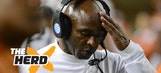Charlie Strong isn't as safe as officials at Texas want you to think – 'The Herd'