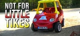 This Cozy Coupe is NOT for Little Tikes