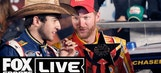Dale Earnhardt Jr. Gives Chase Elliott His Best Advice