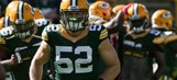 Clay Matthews might get fined for his hit on Nick Foles