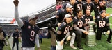 Chicago Bears inspired by Stanley Cup before first win