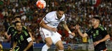 Geoff Cameron levels 1-1 for USA vs. Mexico | 2015 CONCACAF Cup Highlights