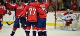 Late collapse costs Hurricanes in loss to Capitals