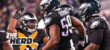 Peter King thinks the Eagles still have a long way to go – 'The Herd'