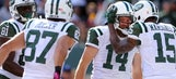 Jets wake up at halftime, run away from Redskins