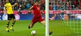 Lewandowski makes it 3-1 against Borussia Dortmund- 2015–16 Bundesliga Highlights