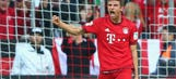 Muller gives Bayern Munich early 1-0 lead against BVB – 2015–16 Bundesliga Highlights