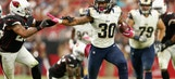 Todd Gurley celebrates big game the way we would