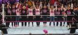 John Cena, Roman Reigns honor breast cancer survivors