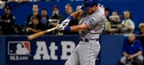 Ben Zobrist's early HR off Dickey helps Royals explode for big win