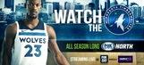 Stream Minnesota Timberwolves games on FOX Sports GO