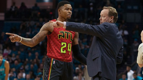 Let coach Mike Budenholzer concentrate on coaching