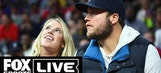 Matt Stafford's wife wanted to sell her extra tickets