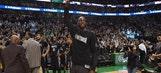 Kevin Garnett returns to Boston