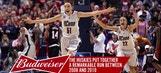 UConn women's basketball team makes history
