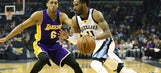Grizzlies LIVE To Go: Conley, Green help Grizzlies thump Lakers