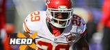 Chiefs LB Johnson: Eric Berry is the definition of courage – 'The Herd'