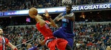 Hornets LIVE To Go: Hornets fall to Wall, Wizards