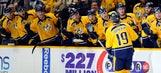 Predators overwhelm Canadiens in 5-1 win
