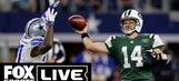 Ryan Fitzpatrick leads late Jets rally to beat Cowboys