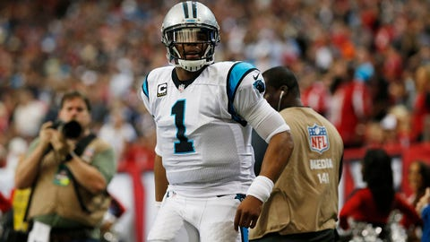 Sunday: Chargers at Panthers
