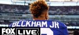 Odell Beckham Jr. went too far against Josh Norman