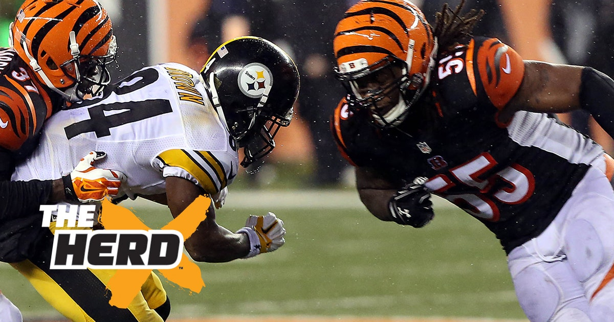 The Bengals got exactly what they deserved against the Steelers -  The  Herd   e0f0061c2