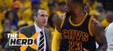It's ok if LeBron didn't want David Blatt – 'The Herd'