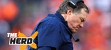 Don't blame Bill Belichick for not kicking field goals – 'The Herd'