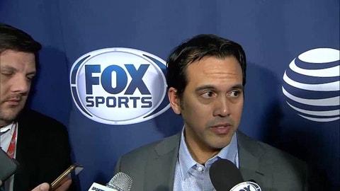 Erik Spoelstra, Miami Heat: A