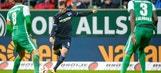Darida golazo from distance gives Hertha 1-0 lead vs. Bremen   2015–16 Bundesliga Highlights