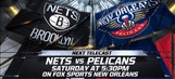 Pelicans Live: Winnable game vs. Nets up next