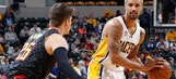 George Hill on Pacers' win over Atlanta