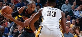 Pacers' Vogel liked what he saw, but Turner is still 19