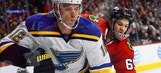 Jamie Rivers sees 'a lot of upside' with Blues