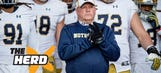 Brian Kelly agrees to a new 6-year deal with Notre Dame – 'The Herd'