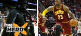This is how LeBron James is like 'Star Wars' – 'The Herd'