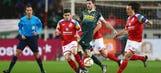 FSV Mainz 05 vs. Monchengladbach | 2015–16 Bundesliga Highlights