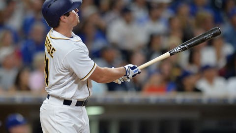 Padres: Hunter Renfroe (1st round, 13th pick, 2013)
