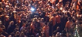 These Denver fans aggressively celebrated the Broncos Super Bowl victory