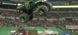 Monster Energy wins Indy freestyle – 2016 Monster Jam