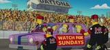The Simpsons' are headed to Daytona