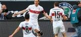 Gentner goal puts Stuttgart in front of Frankfurt | 2015–16 Bundesliga Highlights