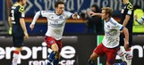 Muller equalizes for Hamburg with thunderous strike | 2015–16 Bundesliga Highlights