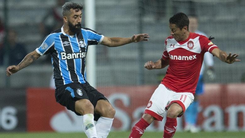 Toluca vs. Gremio | 2016 Copa Libertadores Highlights