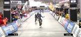 Cyclist celebrates too early, loses World Championships