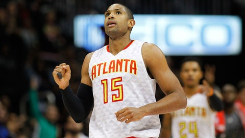 Al Horford, PF, Seattle SuperSonics