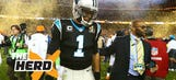 Whitlock: Nothing on Sunday made me feel good about Cam Newton – 'The Herd'